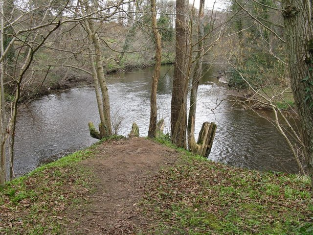Meeting of the Waters - Dalkeith
