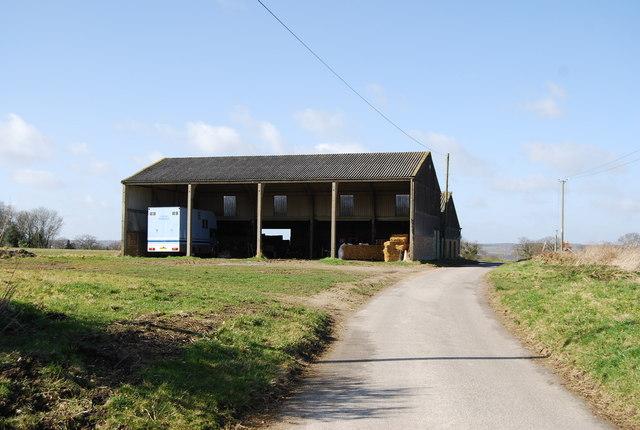 Barn south of East Worldham