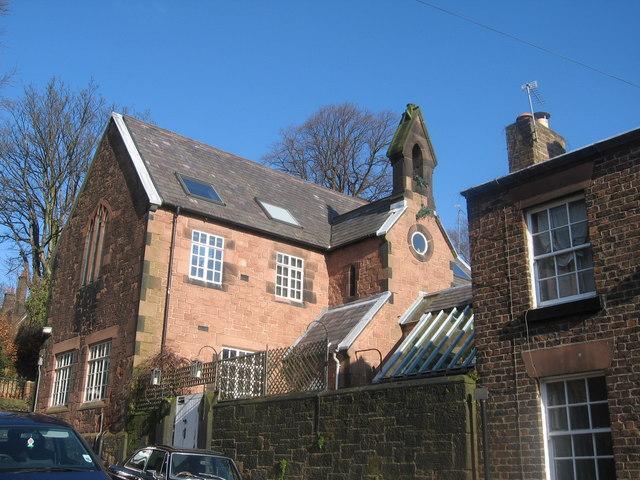 Mechanics' Institution, St. Mary's Street