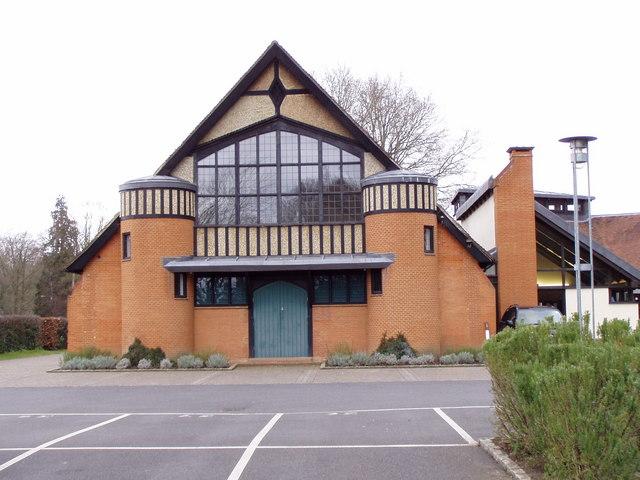 Victoria Hall, Hartley Wintney