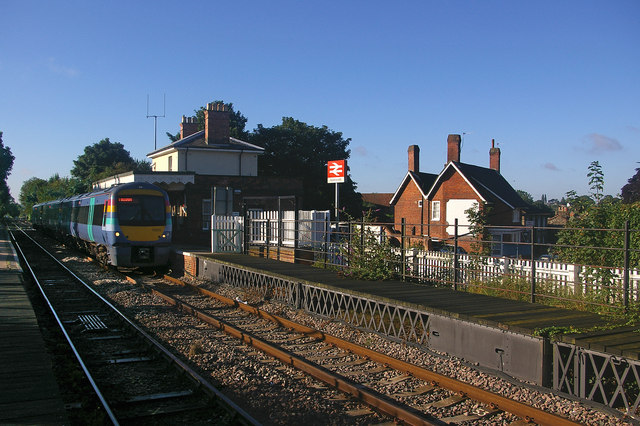 Halesworth Station