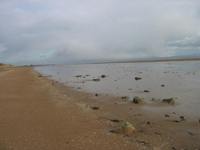 Shoreline Mersehead