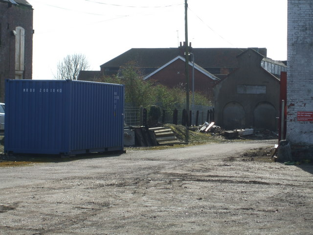 Dereham goods yard and stables