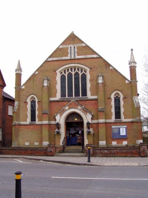 Methodist Church, Hartley Wintney
