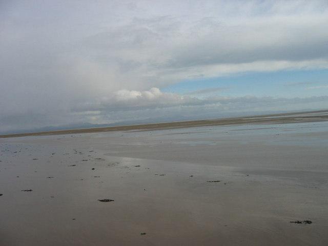 Beach Mersehead