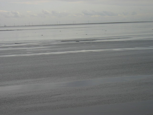 Across the Solway from Mersehead