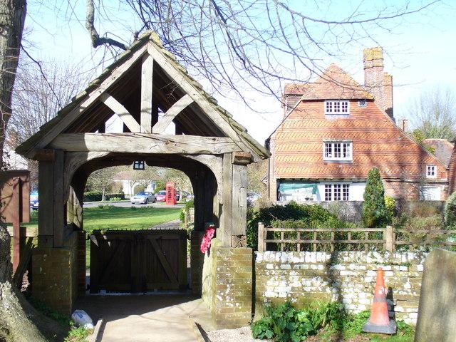 Kirdford Lych Gate