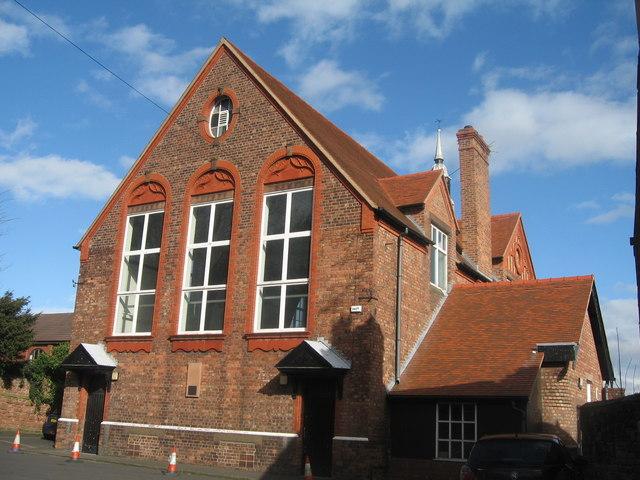 St Peter's Church Hall
