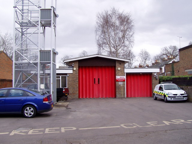 Fire Station, Hartley Wintney