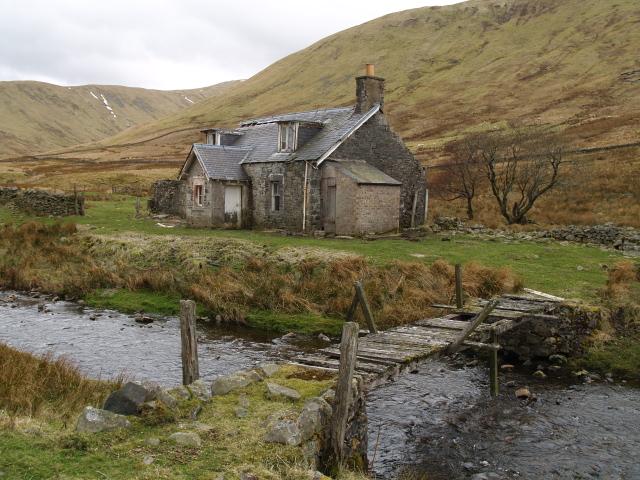 Cottage, Winter Hope