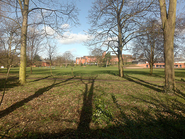 Trent College Grounds