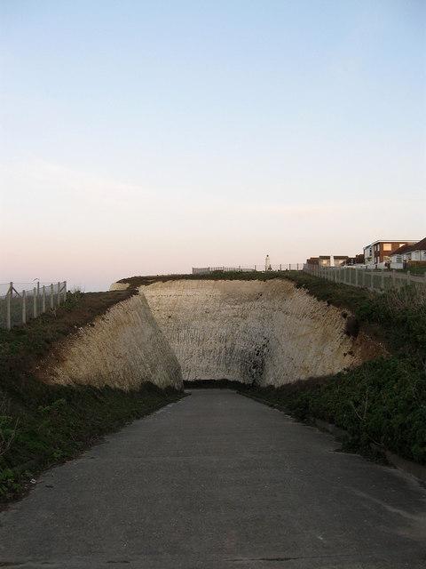Access Road to Sea Defences