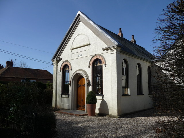 Ashmansworth - Converted Chapel