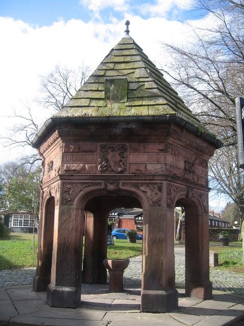 Wilson Memorial Fountain