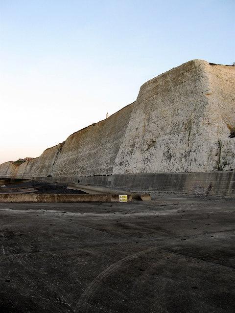 Peacehaven Cliffs