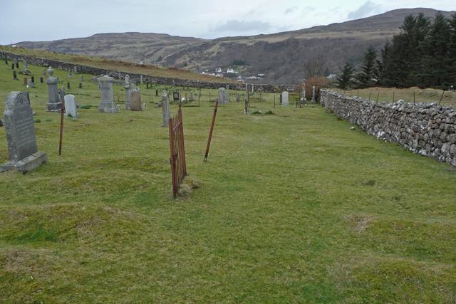 Uig Cemetery