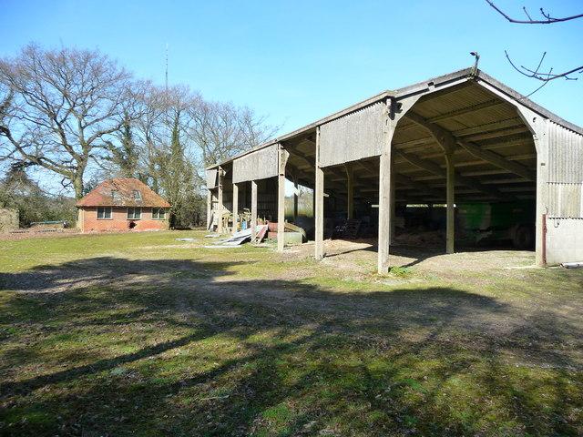 Ashmansworth - Manor Farm