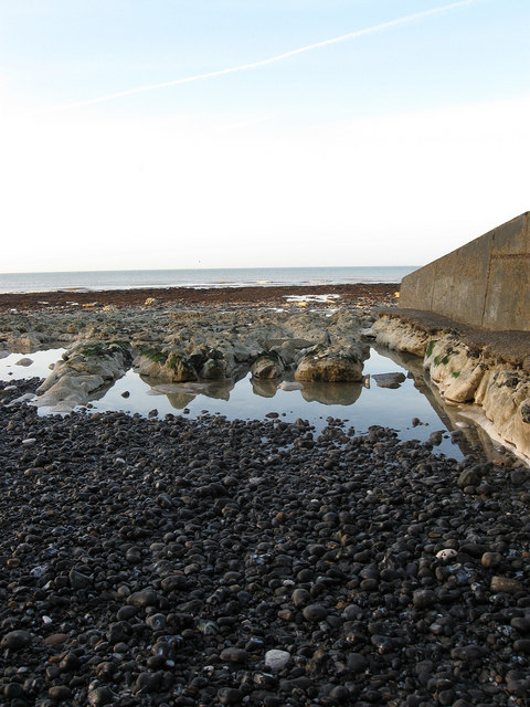 Rock Pool, Peacehaven Beach