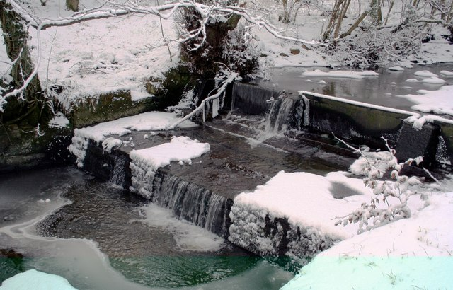 Mill Pond Weir