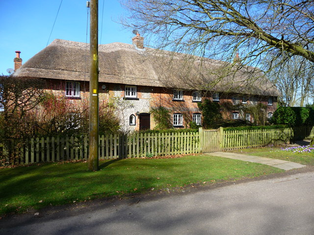Ashmansworth - Thatched Cottage