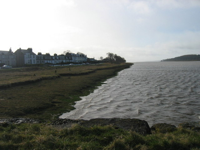 River Nith at Glencaple