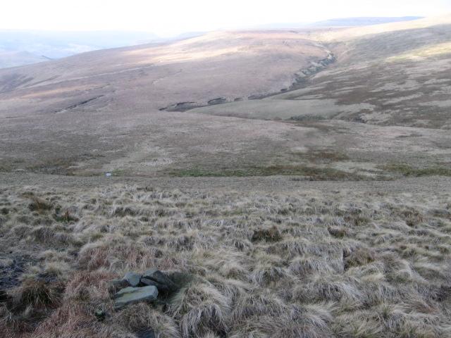 Across Withens Moor