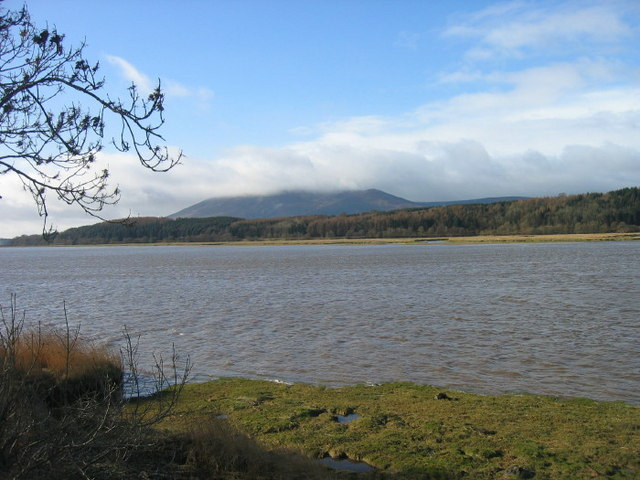 River Nith at Glencaple