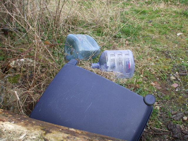 Flytipping - Abridge