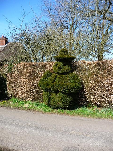 Ashmansworth - The Green Man