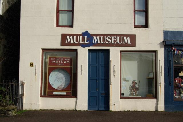 Mull Museum, Tobermory