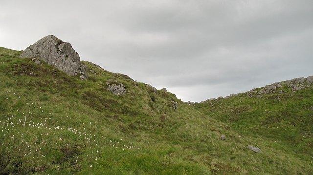 Outcrop, Garbh Choire