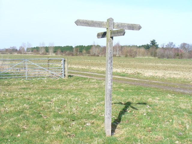 Crossways by Chandler's Barn