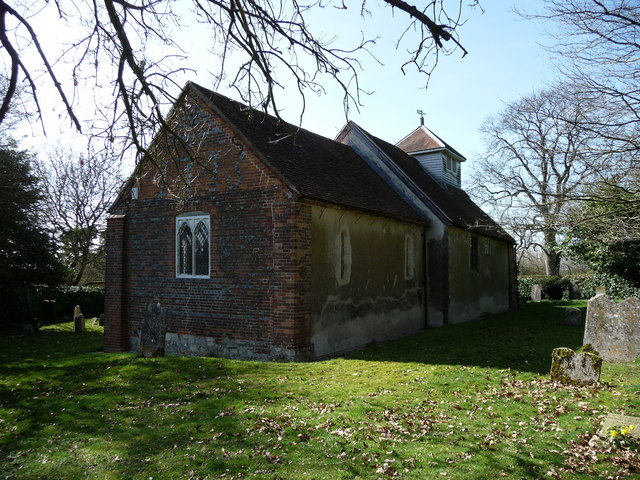 Ashmansworth - St James Church