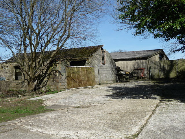 Ashmansworth - Church Farm