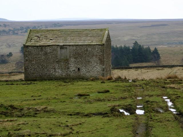 Lunesdale field barn
