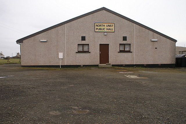 North Unst Public Hall, Haroldswick