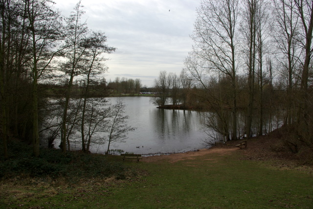 View over Ryton Pool