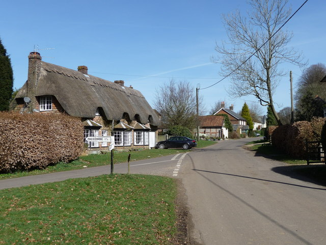 Ashmansworth - Village Street