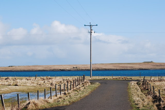 Towards Holm of Papay