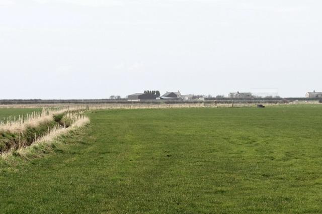 Farmland near Sweetings