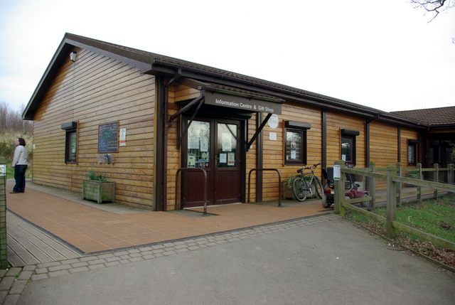 Visitor Centre at Ryton Pools Country Park