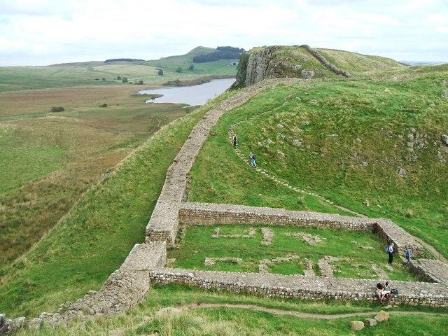 Roman Mile Fort