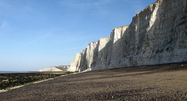 Cliffs West of Portobello