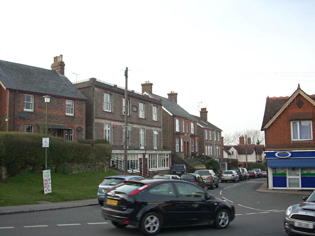 Shops in Lions Road