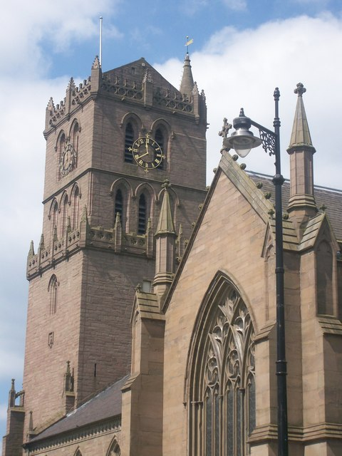 St. Mary's Tower, Dundee