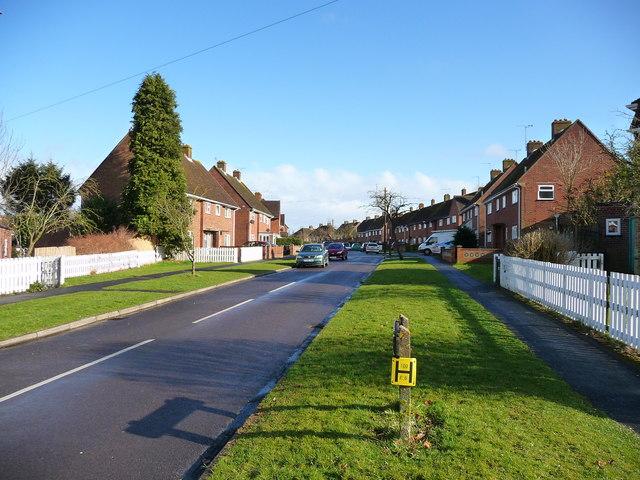 Andover - May Tree Road