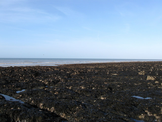 Beach at Saltdean