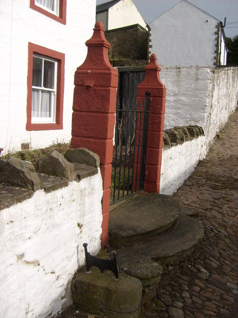 John Wesley's steps at Nenthead