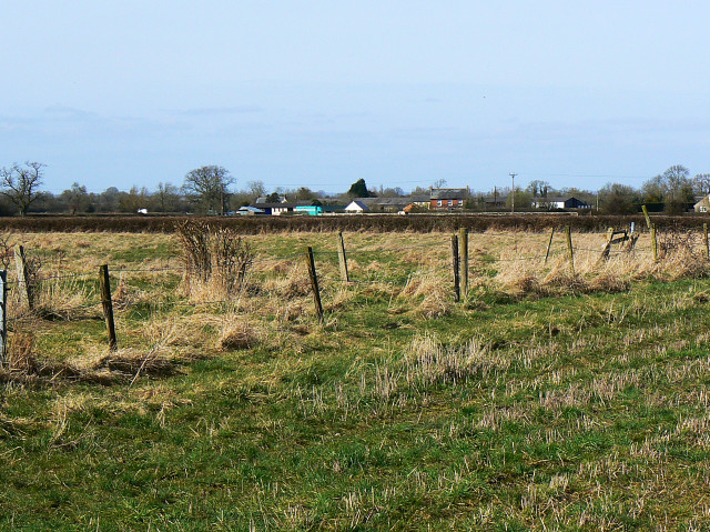 Farmland near New Farm, Bentham Lane, Purton