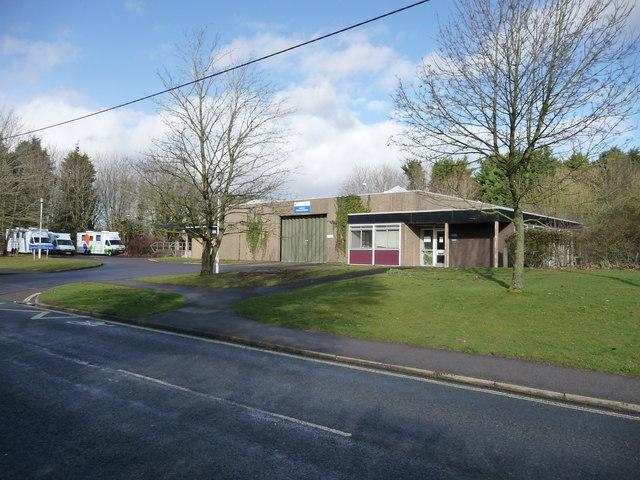 Charlton - Ambulance Station
